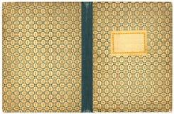Cuaderno de la vendimia Fotografía de archivo libre de regalías