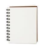 Cuaderno de papel Fotos de archivo
