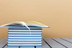 Cuaderno del año 2014 Foto de archivo libre de regalías