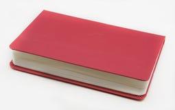 Cuaderno en el fondo blanco Imagen de archivo libre de regalías