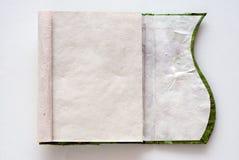 Cuaderno hecho a mano Imagen de archivo