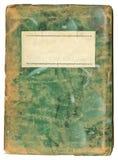 Cuaderno o diario sucio cobarde del arte imagen de archivo
