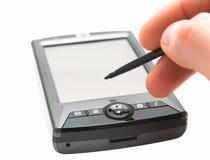 Cuaderno personal fotografía de archivo libre de regalías