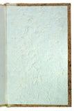 Cuaderno reciclado Imagen de archivo libre de regalías