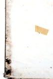 Cuaderno viejo Foto de archivo libre de regalías
