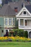 Cuadrado de Álamo, San Francisco, California, los E.E.U.U. imágenes de archivo libres de regalías
