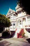 Cuadrado de Álamo, San Francisco, los E.E.U.U. Imagenes de archivo