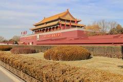 Cuadrado de Beijing fotografía de archivo libre de regalías
