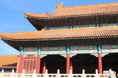 Cuadrado de Beijing imagenes de archivo