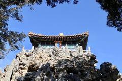 Cuadrado de Beijing imagen de archivo libre de regalías
