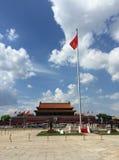Cuadrado de Beijing Fotos de archivo libres de regalías