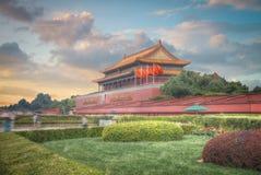 Cuadrado de Beijing fotos de archivo