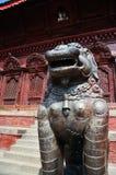 Cuadrado de Durbar en Katmandu Nepal Imágenes de archivo libres de regalías