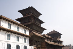 Cuadrado de Durbar - Katmandu imagenes de archivo