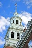 Cuadrado de Harvard, Cambridge Fotografía de archivo libre de regalías
