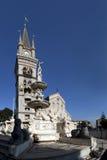 Cuadrado de la catedral de Messina y de sus monumentos Fotografía de archivo libre de regalías
