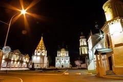 Cuadrado de la catedral, Rusia Imagen de archivo libre de regalías
