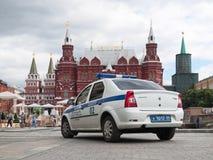Cuadrado de Manezhnaya en Moscú Foto de archivo libre de regalías