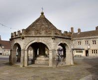 Cuadrado de mercado histórico Fotografía de archivo