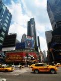 Cuadrado de New York Times fotos de archivo
