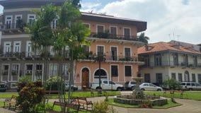 Cuadrado de Panamá Imagen de archivo