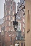 Cuadrado de Rinok en Kraków Fotos de archivo libres de regalías