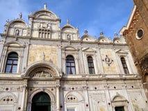 Cuadrado de San Marco Foto de archivo libre de regalías