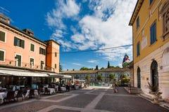 Cuadrado de San Marco Imagen de archivo