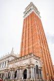 Cuadrado de San Marco en Venecia, Italia Imagenes de archivo