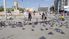 Cuadrado de Taksim, Estambul, Turquía Fotografía de archivo