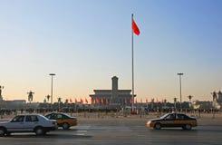 Cuadrado de Tian-An-Men Foto de archivo libre de regalías