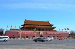 Cuadrado de Tiananmen Fotos de archivo