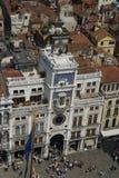 Cuadrado de Venecia San Marco imágenes de archivo libres de regalías