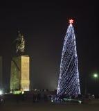 Cuadrado del ala-Demasiado en Bishkek kyrgyzstan imagen de archivo libre de regalías