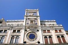 Cuadrado del St Mark´s, Venecia Foto de archivo
