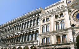 Cuadrado del St Mark´s, Venecia imagenes de archivo