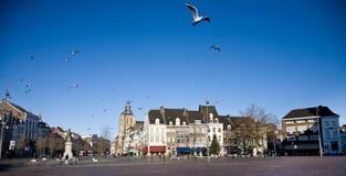 Cuadrado, Maastricht Imagen de archivo libre de regalías