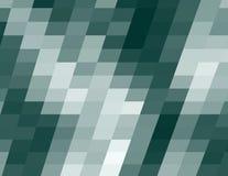 Cuadrado moderno del mosaico de Digitaces Fotos de archivo
