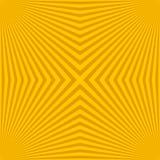 Cuadrado y contexto radiante con el ejemplo del vector del resplandor solar del rayo stock de ilustración