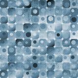 Cuadrados abstractos Fotografía de archivo libre de regalías