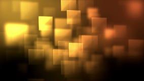 Cuadrados amarillos y anaranjados que aparecen libre illustration