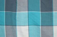 Cuadrados azules del color Foto de archivo libre de regalías