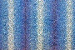 Cuadrados coloreados azules del mosaico Foto de archivo libre de regalías