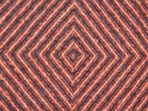 Cuadrados coloreados, tela Imagen de archivo libre de regalías