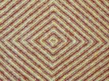 Cuadrados coloreados, tela Imágenes de archivo libres de regalías