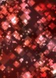 Cuadrados ligeros Imagen de archivo libre de regalías