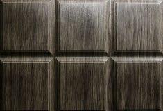 Cuadrados texturizados gris Fotografía de archivo libre de regalías
