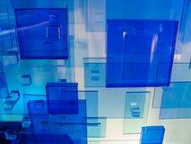 Cuadrados y rectángulos Imagen de archivo libre de regalías