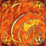 Cuadro abstracto Imagen de archivo libre de regalías