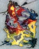 Cuadro abstracto Imagen de archivo